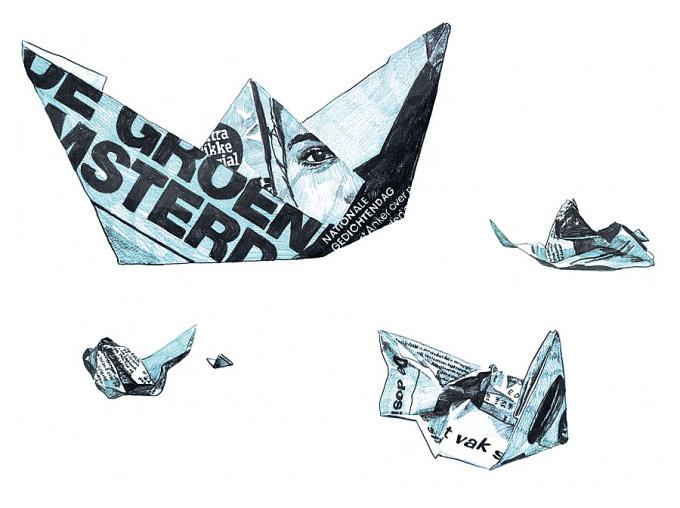 J otto illustration essay